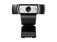 Logitech Webcam C930e - Webcam - couleur - 1920 x 1080 - audio - USB 2.0 - H.264 960-000972