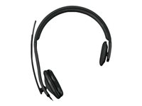Microsoft LifeChat LX-4000 for Business - Casque - pleine taille 7YF-00001