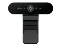 Logitech BRIO 4K Ultra HD webcam - Webcam 960-001106